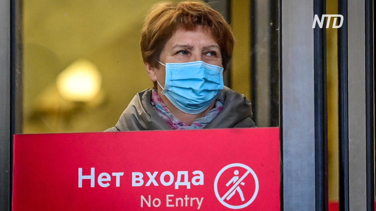 В Москве продлили режим самоизоляции для людей старше 65 лет