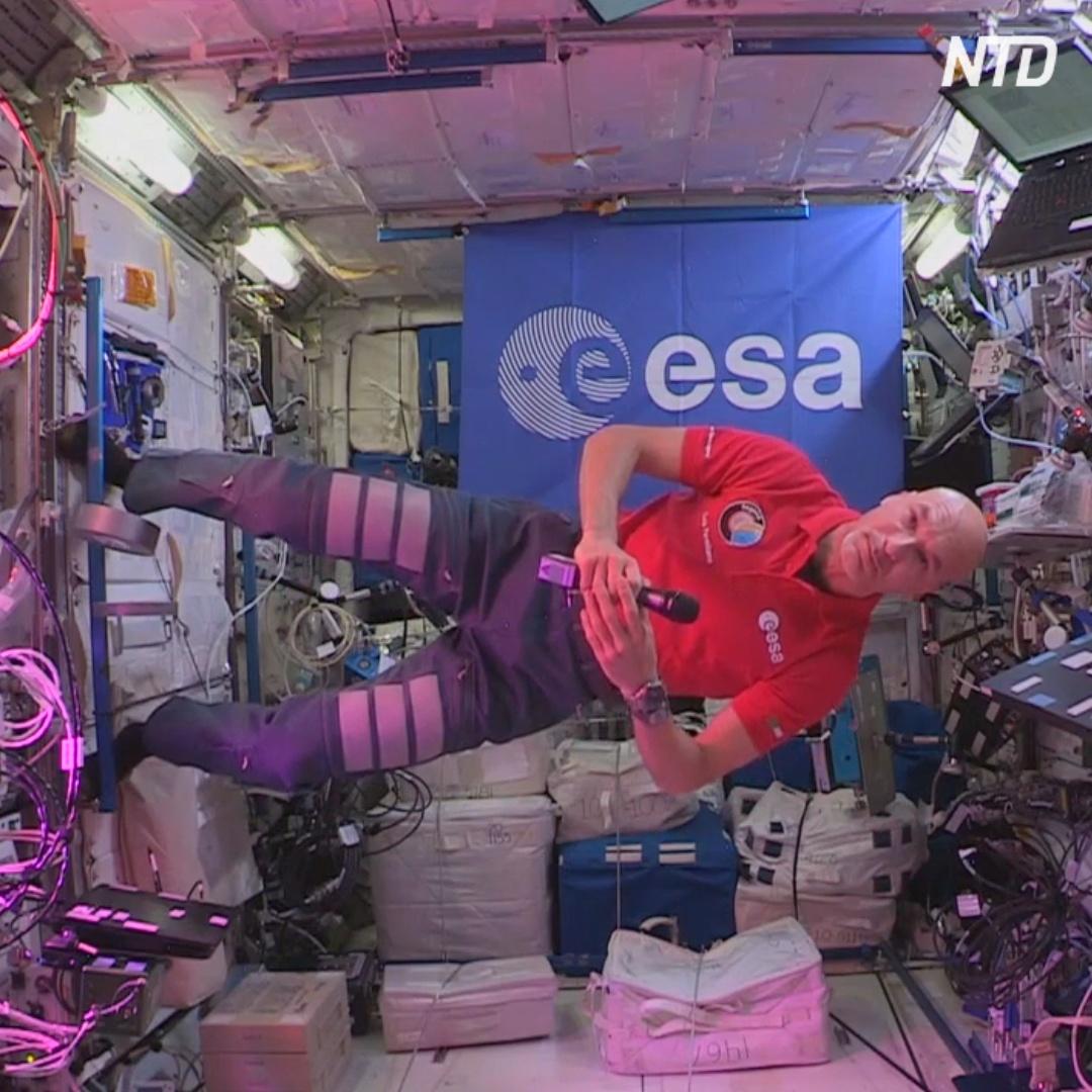 20-летие постоянного присутствия человека в космосе: воспоминания бывшего командира экипажа МКС