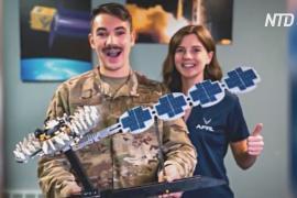 Инженер ВВС США построил модель навигационного спутника из Lego