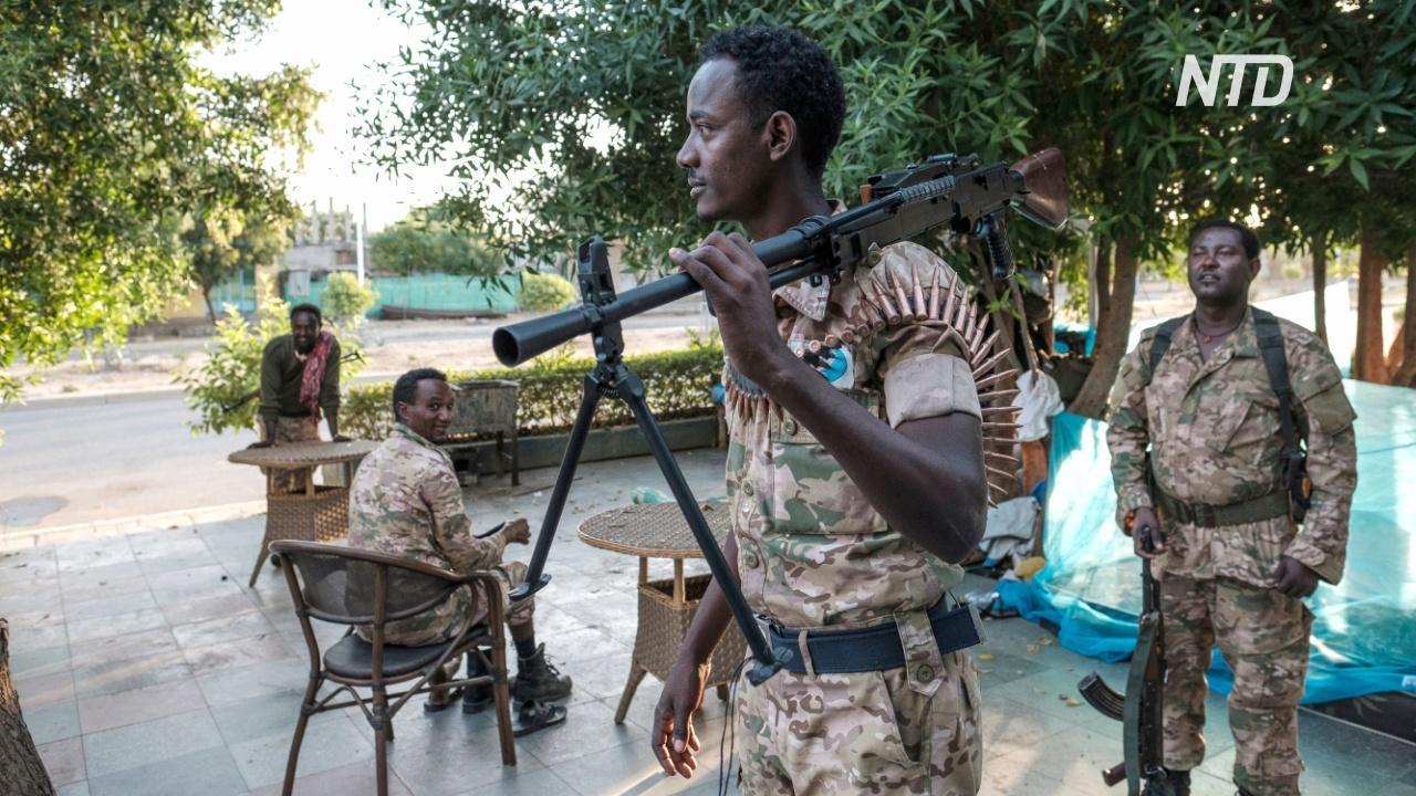 Премьер-министр Эфиопии объявил о победе над повстанцами в регионе Тыграй