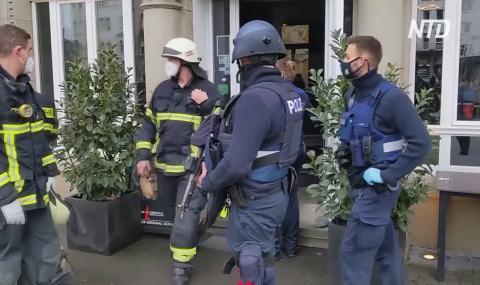 В Германии внедорожник сбил 20 пешеходов, пятеро погибли