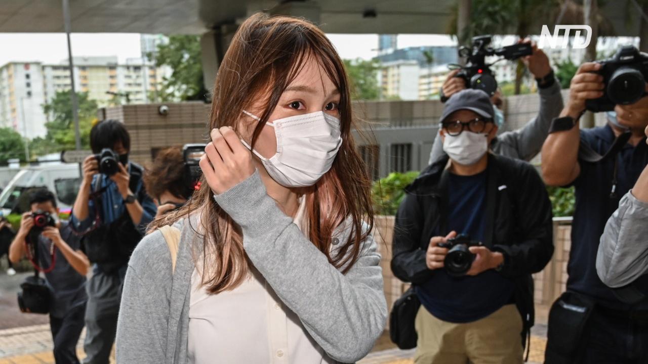 «Настоящую Мулан» отправили в тюрьму в Гонконге на 10 месяцев