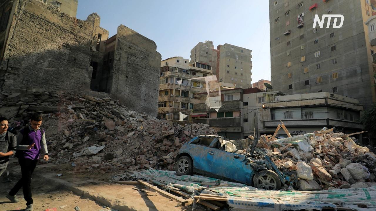 Работают спасатели: в Александрии рухнул жилой дом
