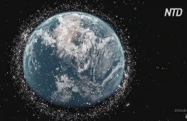 Европейское космическое агентство займётся уборкой орбитального мусора