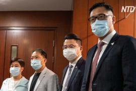 Ещё 14 чиновников КНР могут подпасть под санкции США из-за преследования гонконгских законодателей