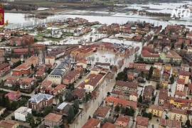 В Италии продолжаются эвакуации из-за наводнений