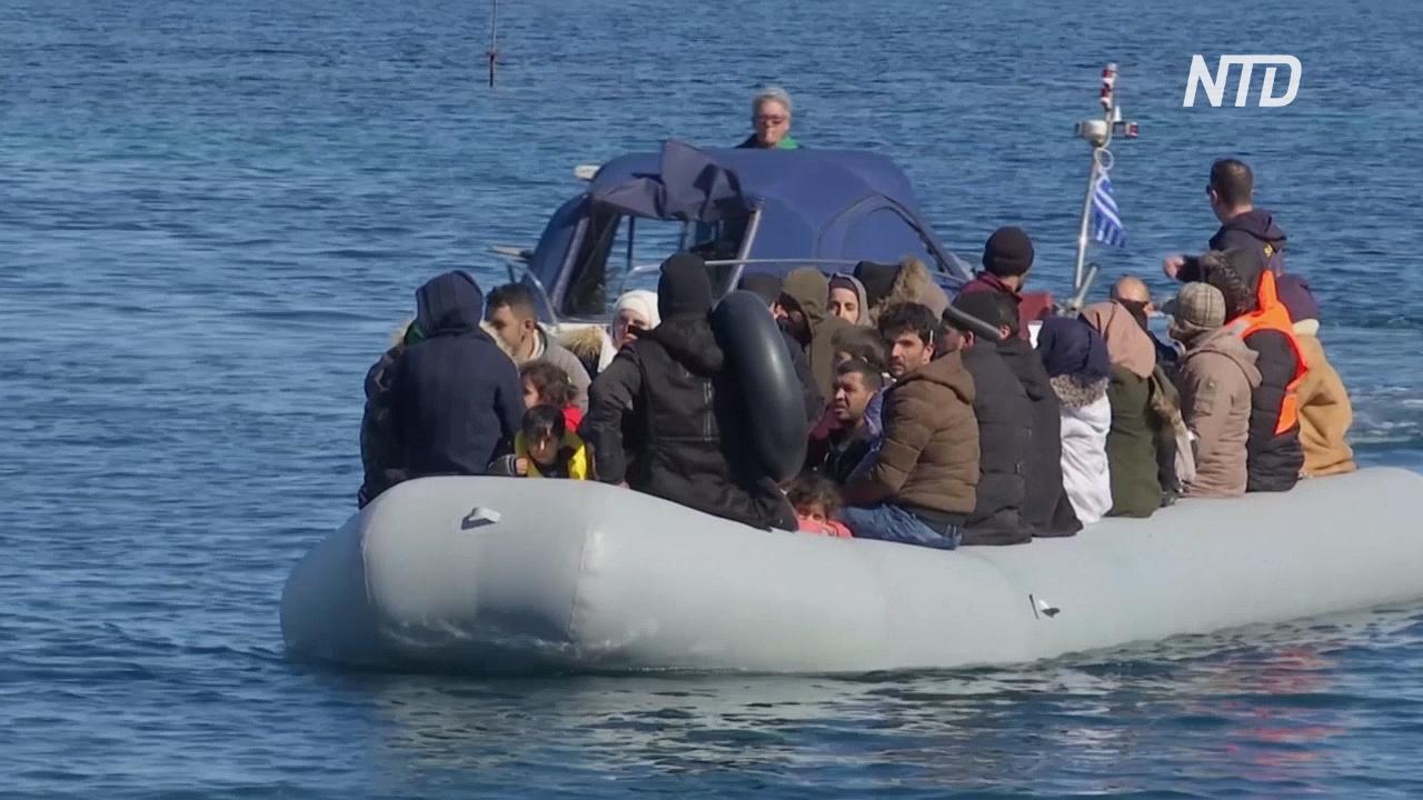 Греция: Турция организовывает перевозку нелегальных беженцев из Сомали