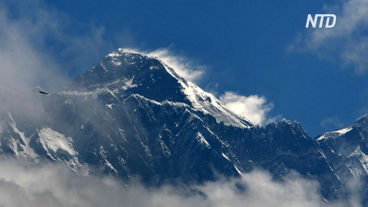 Гора Эверест оказалась выше, чем мы думали