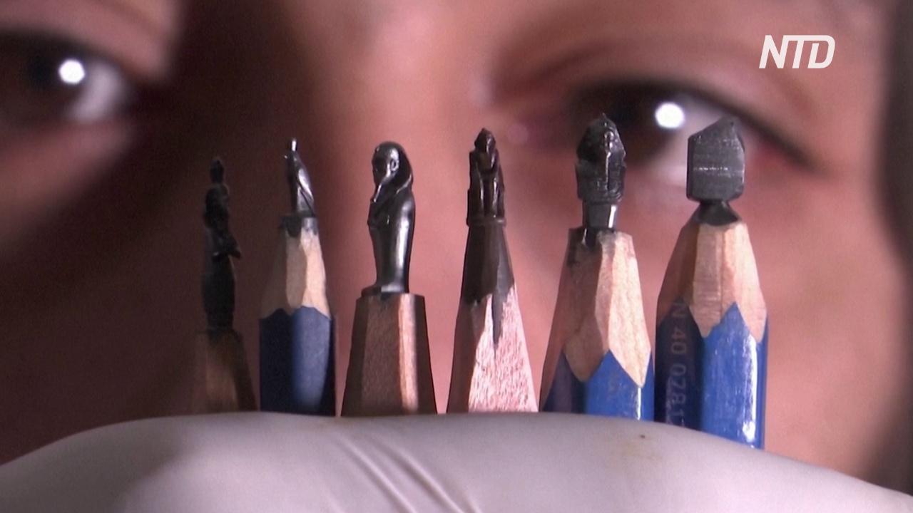 Фараон на кончике карандаша: скульптор из Египта завоёвывает популярность в соцсетях