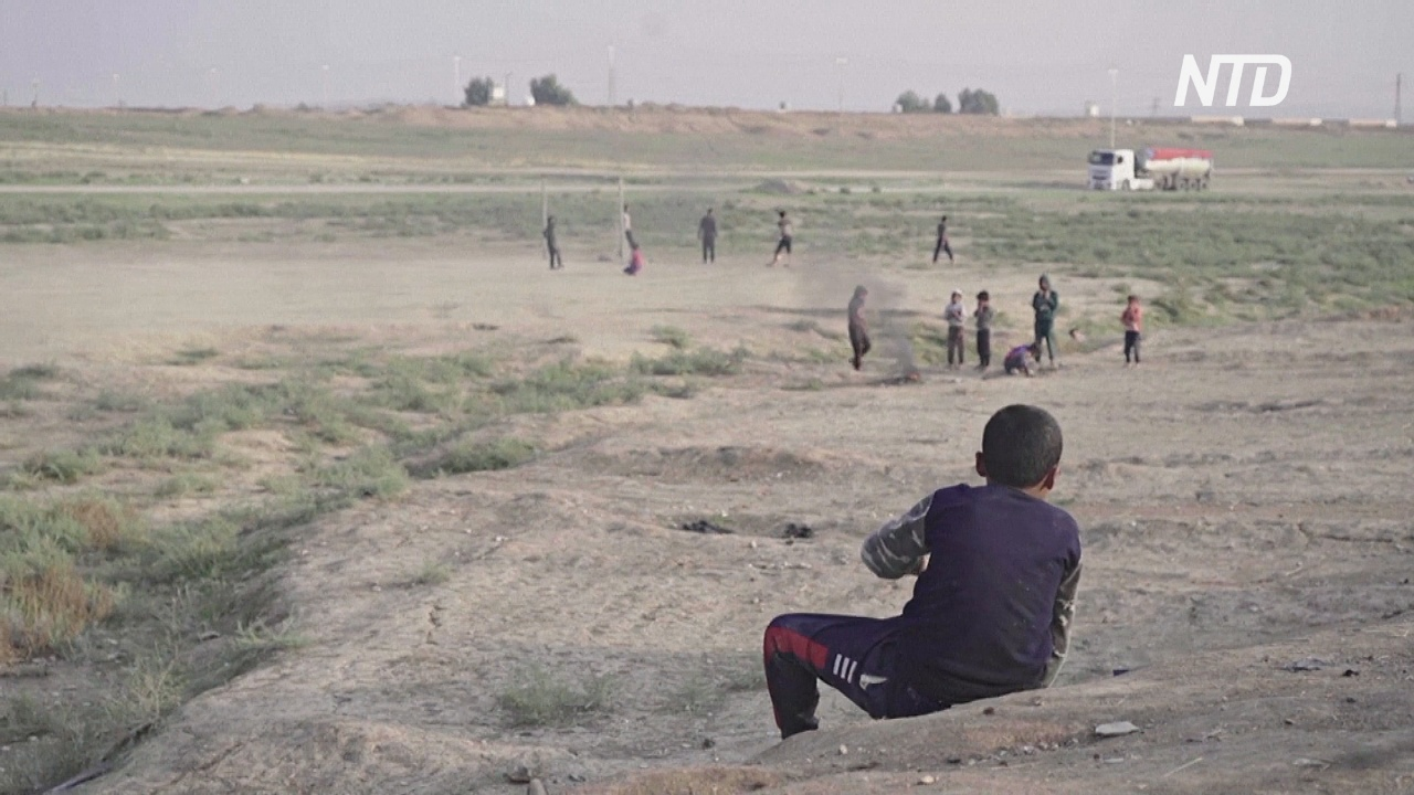 Потерянное поколение: дети эпохи «Исламского государства» по-прежнему не имеют документов