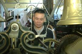 Как быстротечно время: коллекция старинных церковных часов