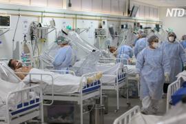 В Бразилии коронавирусом заразились уже более 7 млн человек