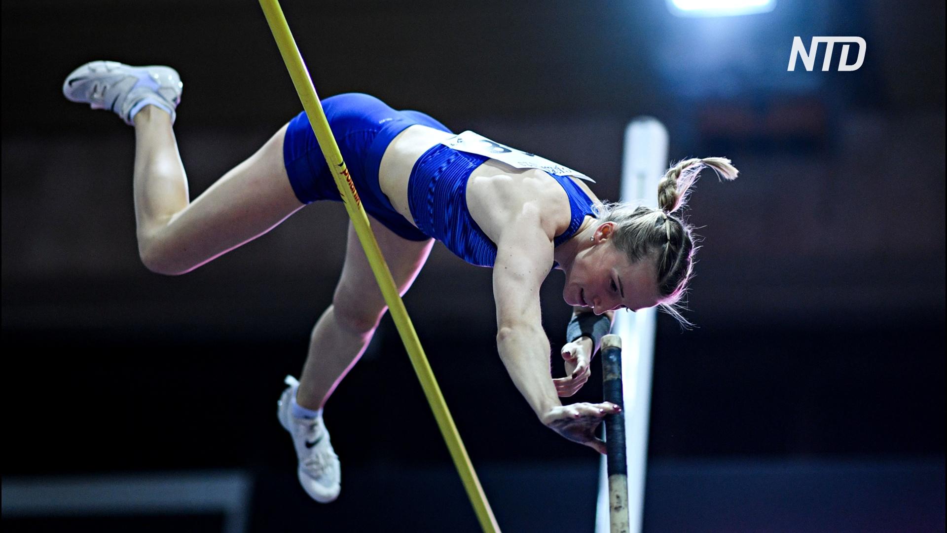 Российские атлеты два года не смогут выступать на Олимпиадах под флагом страны