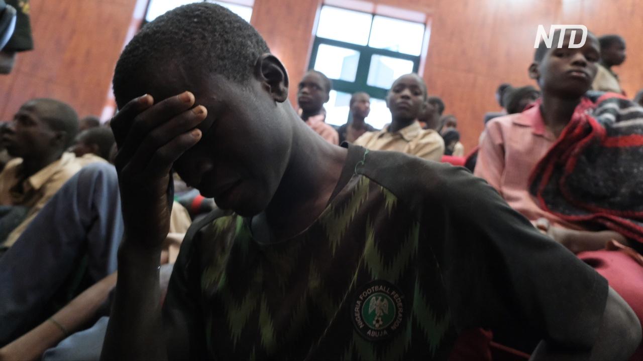 Нигерийские школьники вспоминают шесть дней в плену боевиков