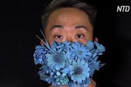 Модный аксессуар года: какими были маски для лица