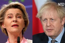 Великобритания и ЕС утвердили торговую сделку за 7 дней до дедлайна