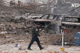 Взрыв в Рождество в Нэшвилле: установлена личность организатора