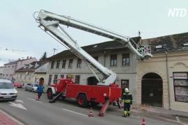 В Хорватии произошло землетрясение силой 5,2 балла