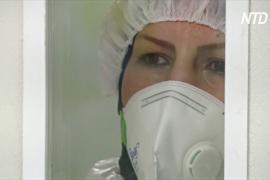 На передовой противостоянию COVID: один день из жизни медсестры