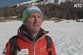 Почти час под лавиной: воспоминания одного выжившего