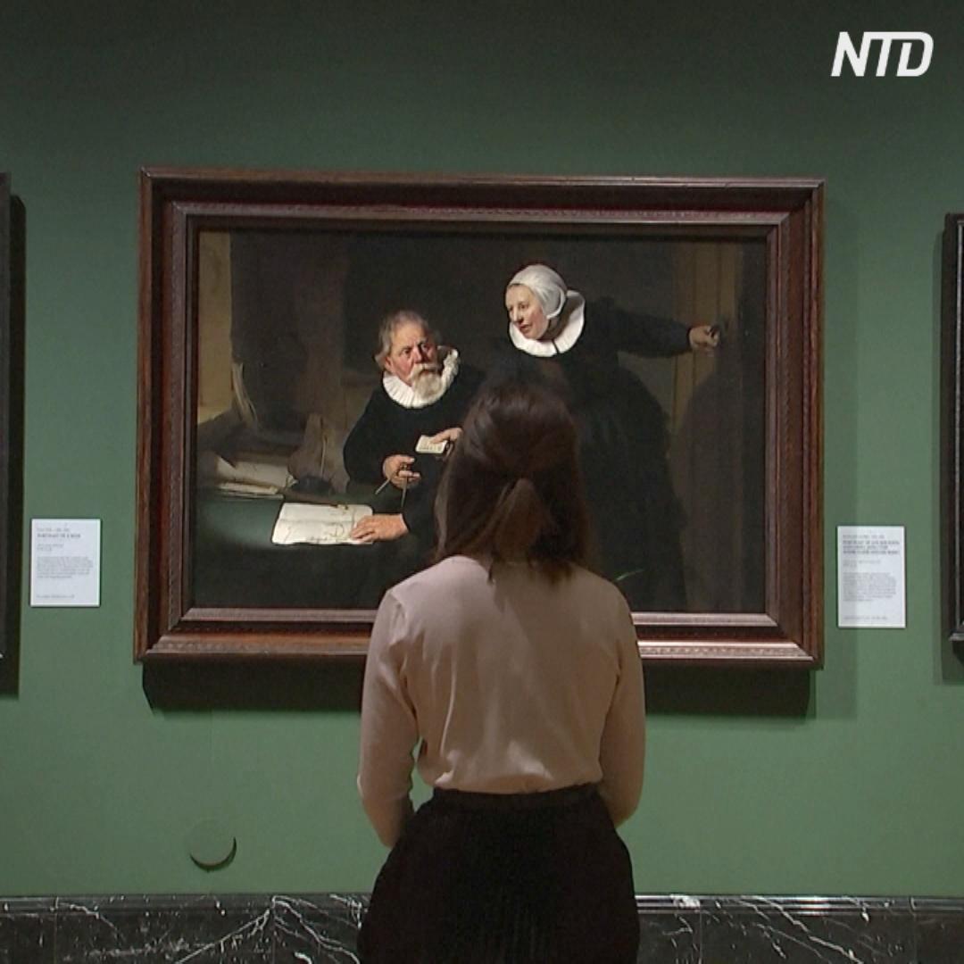 Букингемский дворец представил шедевры живописи из королевской коллекции