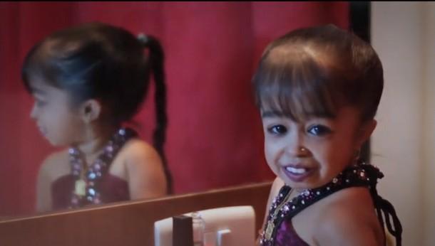 Чего не любит самая маленькая девушка в мире