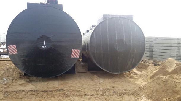 Надёжные резервуары для нефтепродуктов – от производителя