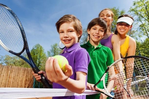 Школа большого тенниса Tennis Rolan