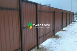 Профиль компании «Заборово» — изготовление заборов  в столице и Подмосковье