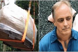 Австралия: аметистовый жеод весом более 20 тонн привлекает туристов