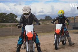 Мотокросс помогает австралийским подросткам не сбиться с жизненного пути