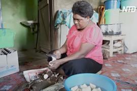 Пандемия принесла на тихоокеанские острова нехватку еды