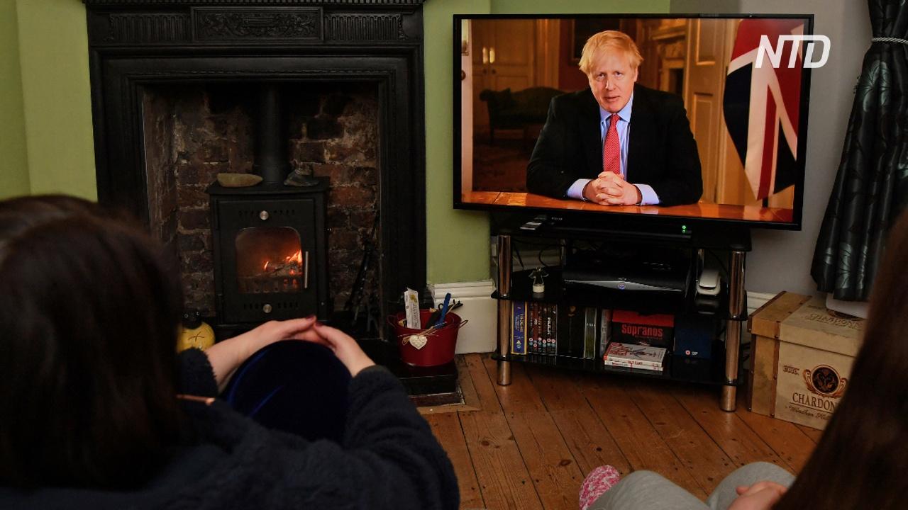 Борис Джонсон объявил новый карантин в Англии