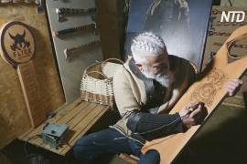Босниец так полюбил скандинавские саги, что перевоплотился в викинга