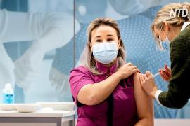 Нидерланды последними в ЕС начали вакцинацию от COVID-19