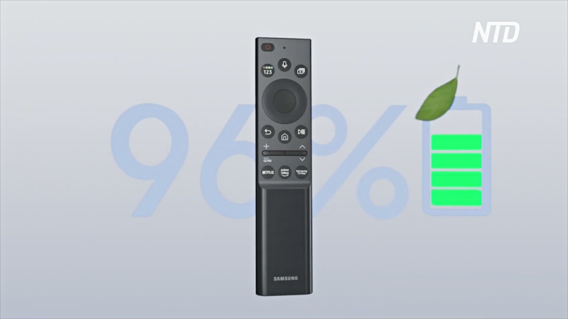 «Карантинный» телевизор и пульт на солнечных батареях: новинки от Samsung
