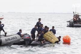 В Индонезии продолжают искать тела погибших в авиакатастрофе Sriwijaya Air