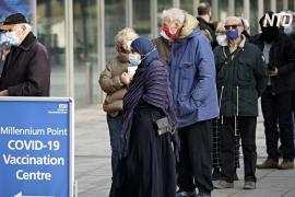 Пандемия усугубляется: более 90 миллионов заболевших и новый штамм