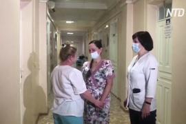 В Иркутске чудом спасли женщину с тяжелейшей формой COVID-19