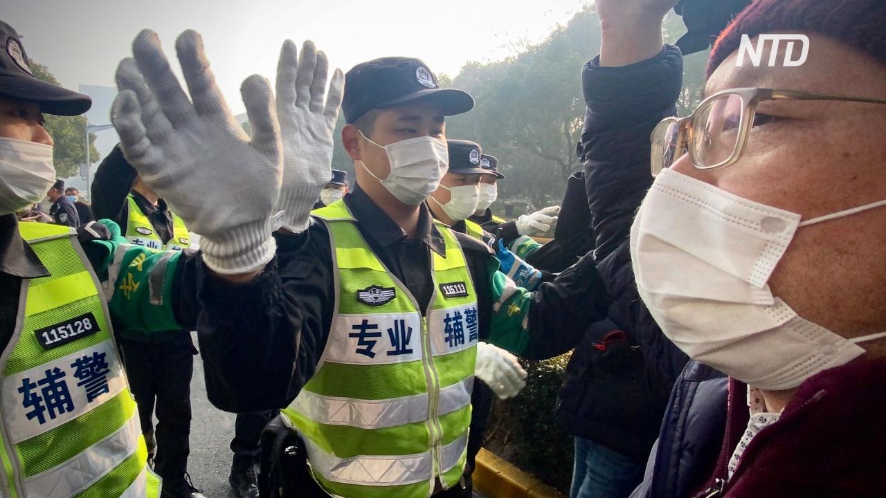 Правозащитники говорят об усилении нарушений прав человека в Китае