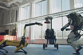 Как инженеры Boston Dynamics «научили» роботов красиво танцевать