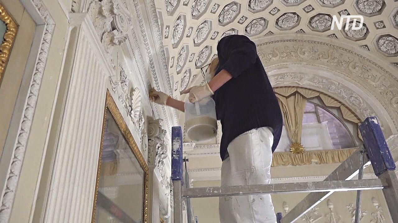Во Флоренции реставрируют первое в мире джакузи, XVIII века