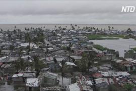 На Мозамбик обрушился циклон «Элоиза»: разрушены тысячи домов