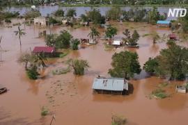 Циклон «Элоиза» обрушился на Африку: более 10 погибших