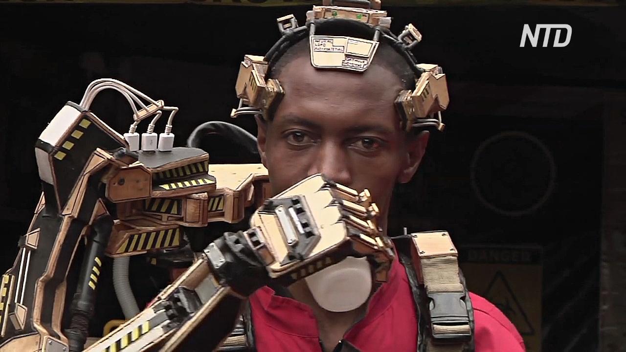 Кенийцы создали протез, работающий от сигналов мозга