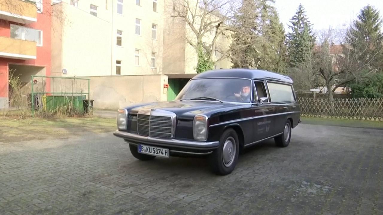 Похоронные бюро Берлина работают почти на пределе возможностей