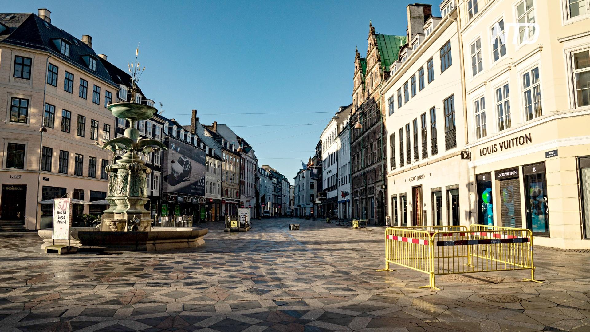 Сдержать новый штамм: Дания продлила карантинные меры ещё на три недели