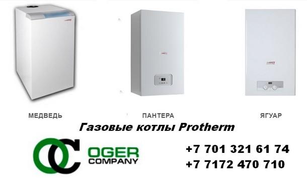 Газовые котлы Protherm востребованы во всём мире