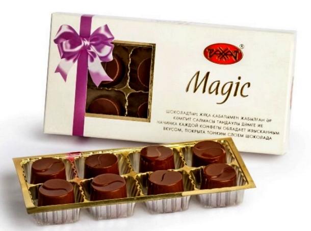 Magiya SHokoladnye konfety s nezhnoj molochno sbivnoj nachinkoj s myagkim slivochno vanilnym vkusom. - Как правильно выбрать шоколад