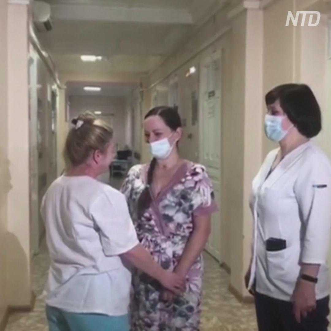 Россиянка победила в схватке с тяжелейшей формой коронавируса